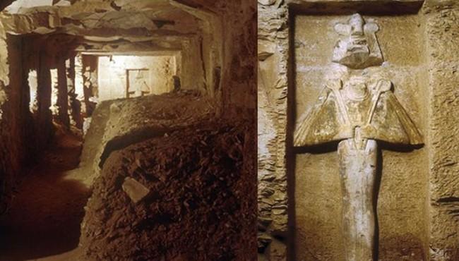Phát hiện khu lăng mộ lớn nhất bí ẩn ở Thung lũng các vị vua