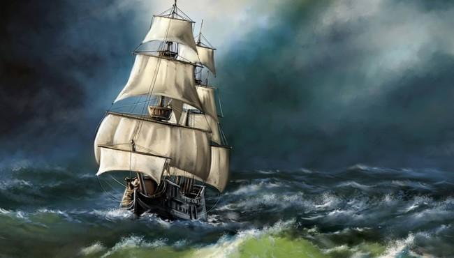 Kỳ án 'tàu ma' toàn bộ người biến mất dù còn nguyên đồ đạc