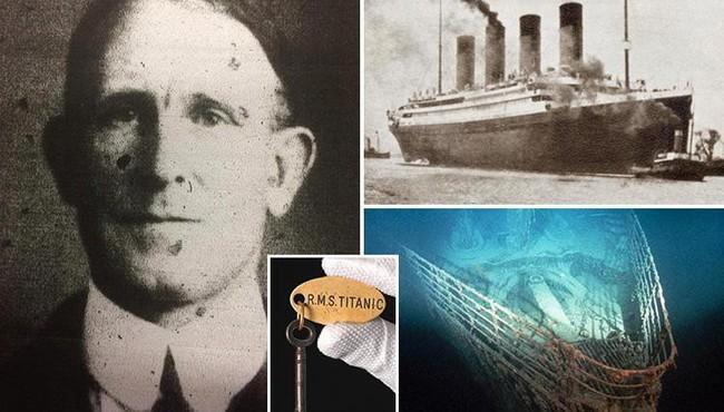 Hành trình tìm thấy xác tàu Titanic được hé lộ