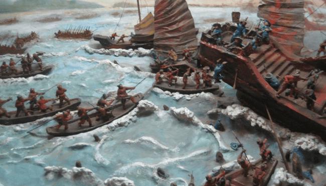Danh tính 4 danh tướng chỉ huy đóng cọc trong trận Bạch Đằng