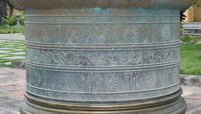 Báu vật vạc đồng đỉnh cao thời chúa Nguyễn