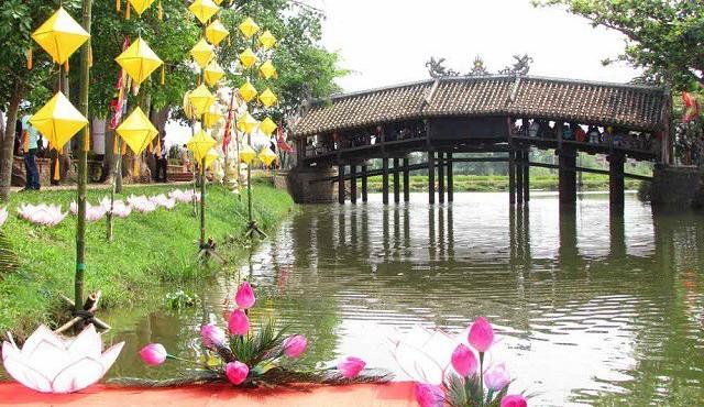 7 cây cầu ngói cổ đẹp huyền bí nhất Việt Nam