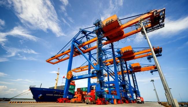 GMD được hưởng lợi từ năm 2021 khi mức phí sàn bốc dỡ container tăng