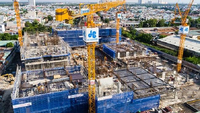 Công ty Xây dựng Hoà Bình lãi vỏn vẹn 9 tỷ đồng quý 1/2021