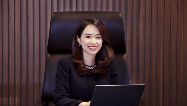 Chân dung 'nữ tướng' sinh năm 1985 của Kienlongbank