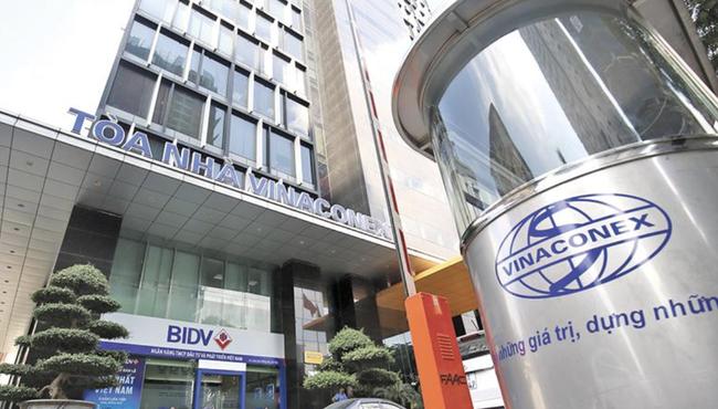 Vinaconex vừa huy động thành công 2.500 tỷ đồng trái phiếu