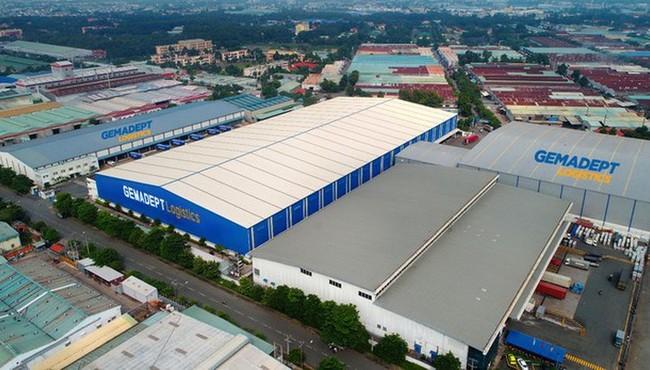 Quỹ KIM giảm sở hữu tại Gemadept xuống dưới 5%