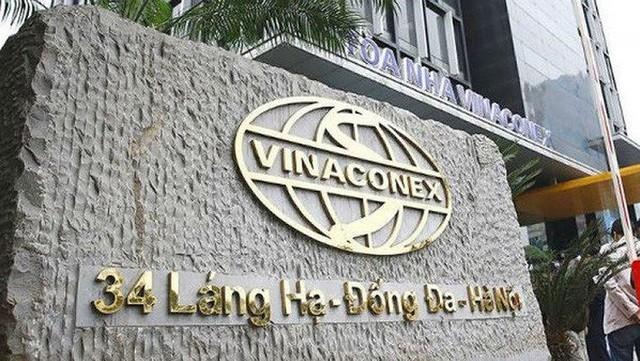Vinaconex dự chi hơn 500 tỷ đồng trả cổ tức