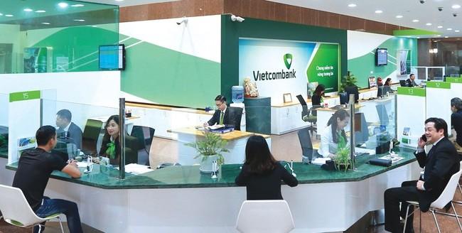 Cổ đông Vietcombank sắp được nhận cổ tức bằng cổ phiếu tỷ lệ 8%