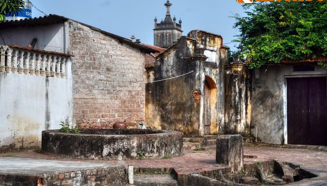 Ý nghĩa tâm linh của giếng cổ làng Đường Lâm