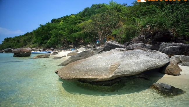 Nguồn gốc tên gọi lịch sử về các bãi Ngự trên đảo Phú Quốc