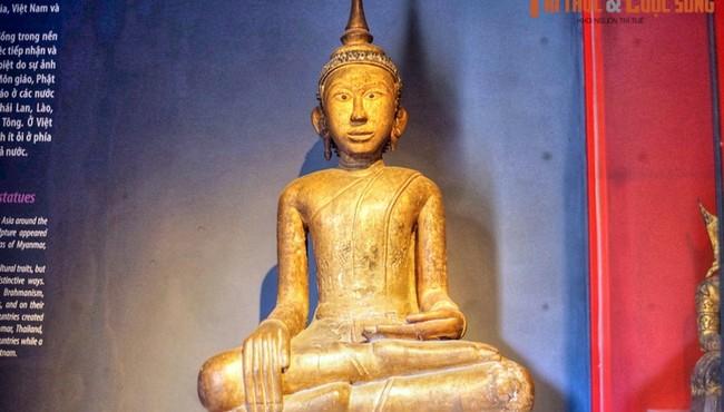 Bí ẩn các bức tượng Phật cổ Nam Tông ở Sài Gòn