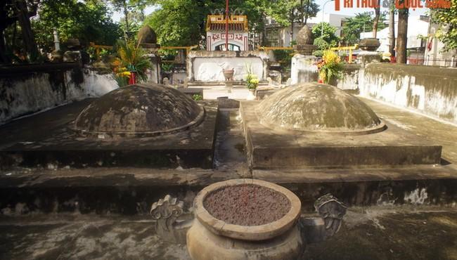 Ý nghĩa hình thù đặc biệt của mộ Tả quân Lê Văn Duyệt