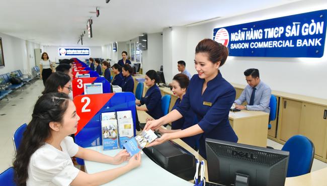9 tháng, tiền gửi khách hàng của SCB đạt 553.832 tỷ, tăng 13,3%