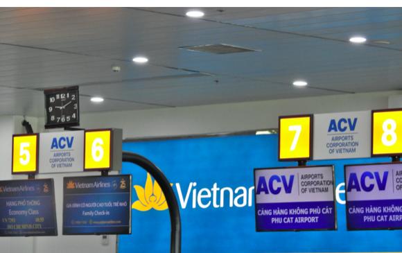 Được quản lý 22 sân bay, 'mở đường' cho ACV chuyển niêm yết sang HoSE?