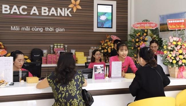 Tín dụng tăng trưởng âm 3,7%, BacABank vẫn lãi 184 tỷ trong quý 1