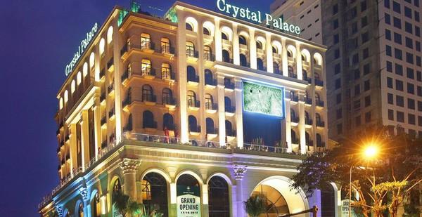 BIDV bán khoản nợ 1.000 tỷ của Tập đoàn Khải Vy thế chấp bằng Crystal Palace và cổ phiếu Hòn Tằm