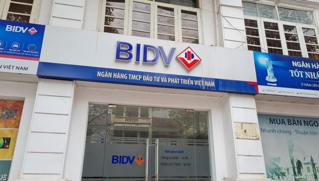BIDV rao bán loạt khoản nợ trị giá hàng trăm tỷ đồng