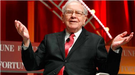 Lời khuyên làm giàu của Warren Buffett: 'Hãy bắt đầu từ sớm'