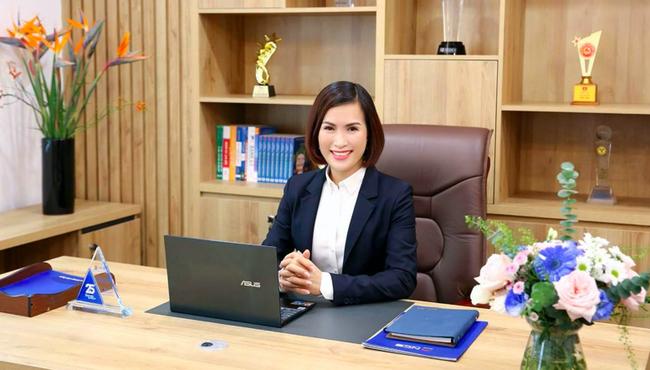 Chân dung Tân Chủ tịch NCB Bùi Thị Thanh Hương