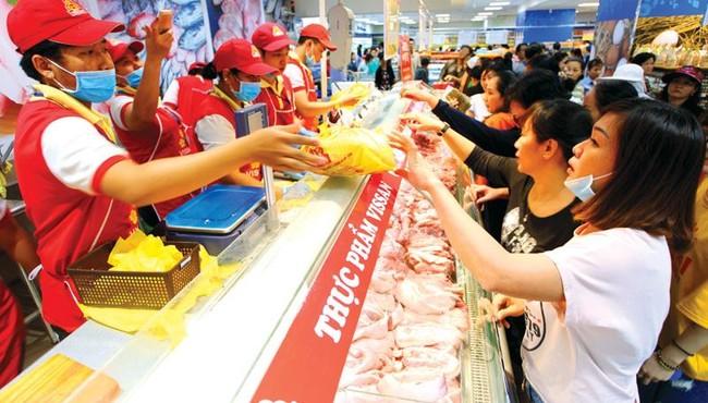 Vissan tiếp tục cung ứng thịt heo cho TPHCM