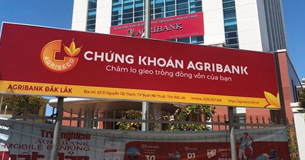 Bán khoản đầu tư vào HNG, Chứng khoán Agribank tăng lãi thêm 136 tỷ sau soát xét