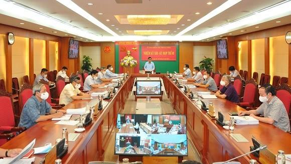 Kỷ luật 6 lãnh đạo, nguyên lãnh đạo Hà Nội