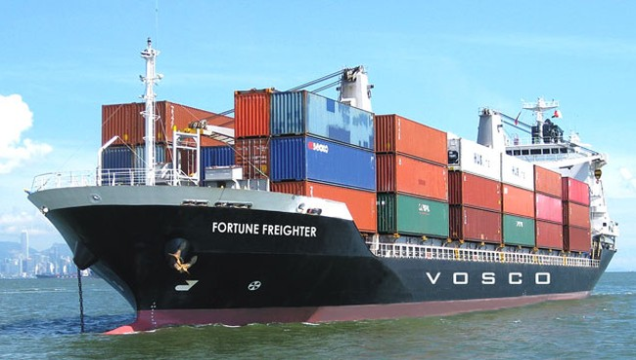 Vosco báo lãi lớn quý 3 với 186 tỷ đồng, cổ phiếu VOS bật trần