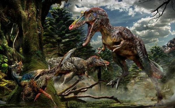 Khủng long có thể ẩn náu trong hoá thạch 125 triệu năm tuổi?