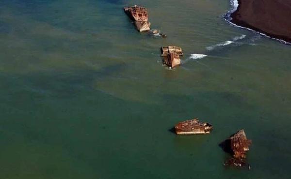 Thảm họa nào khiến loạt tàu ma bỗng dưng 'sống dậy' từ đáy biển?