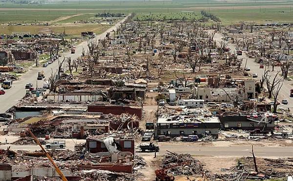 Những thảm họa đã xóa sổ các thành phố chỉ trong tích tắc