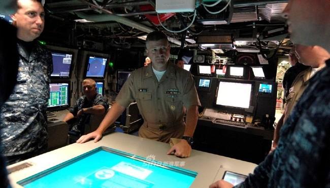 Bên trong khoang chỉ huy của tàu ngầm hạt nhân có gì?