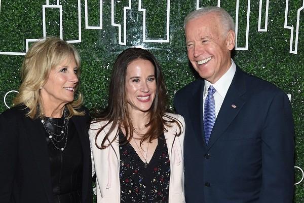 Chan dung ai nu duy nhat cua ong Biden