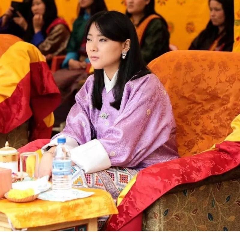 Ngam ve dep cua cong chua Ashi Quoc vuong Bhutan-Hinh-3