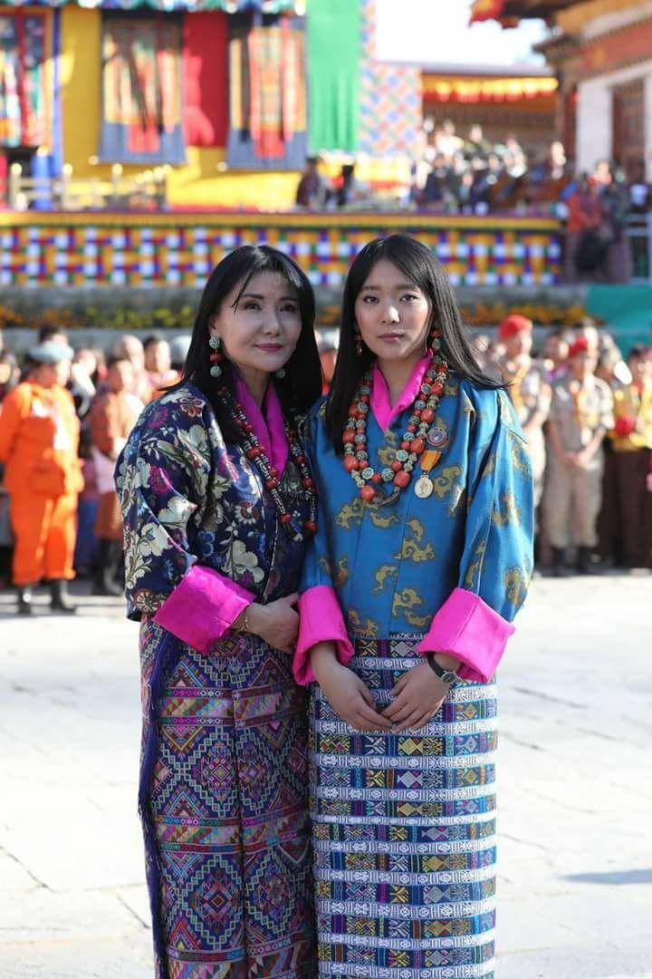 Ngam ve dep cua cong chua Ashi Quoc vuong Bhutan-Hinh-5