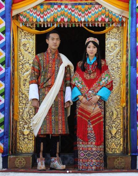 Ngam ve dep cua cong chua Ashi Quoc vuong Bhutan-Hinh-6