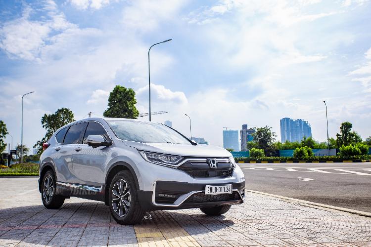Vi sao Honda CR-V 2020 giam toi 65 trieu tai Viet Nam?