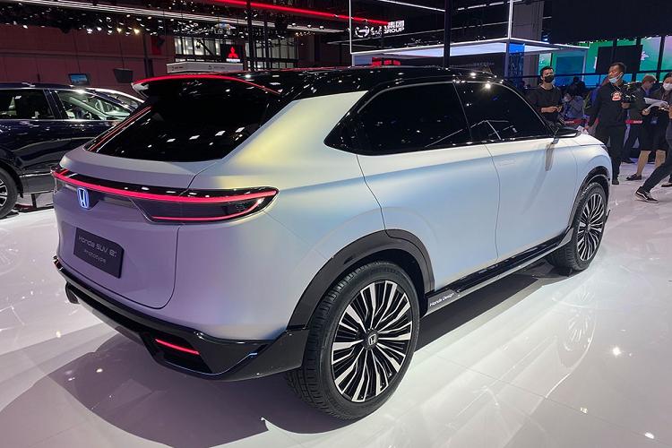 Chi tiet Honda SUV e:prototype hoan toan moi se ban ra vao 2022-Hinh-5