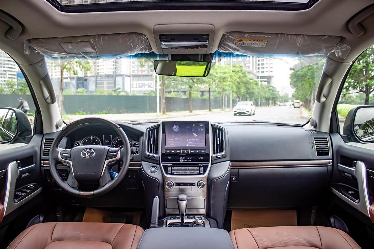 Ngam Toyota Land Cruiser 2021 may dau hon 6 ty tai Viet Nam-Hinh-3