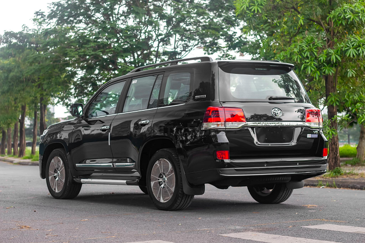 Ngam Toyota Land Cruiser 2021 may dau hon 6 ty tai Viet Nam-Hinh-7