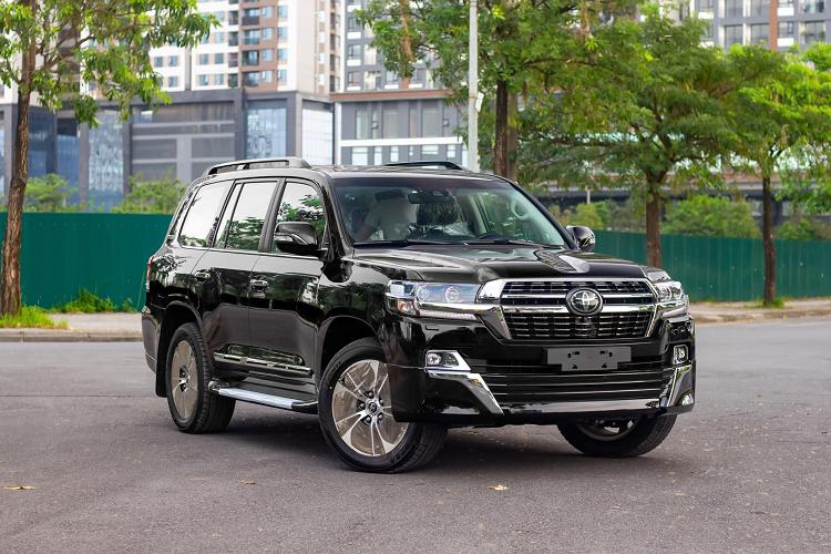 Ngam Toyota Land Cruiser 2021 may dau hon 6 ty tai Viet Nam-Hinh-9