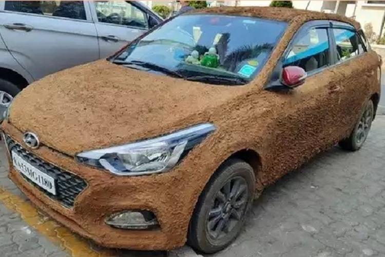 "Hai huoc Hyundai i20 Elite ""mac ao"" phan bo de... chong nong va trang tri-Hinh-2"