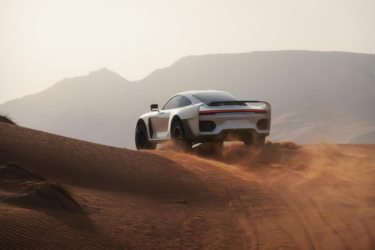 Sieu xe viet da Marsien  tu Porsche 911 Turbo S hon 18 ty dong-Hinh-4