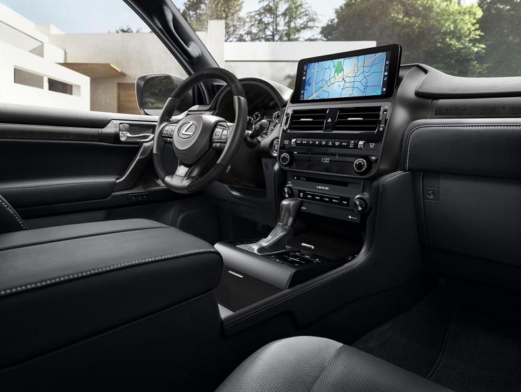 SUV hang sang Lexus GX GX550 manh me, nhieu trang bi moi-Hinh-3