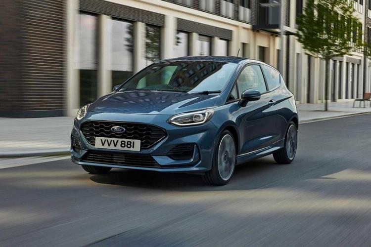 Chi tiet xe cho hang gia re Ford Fiesta Van 2022-Hinh-8