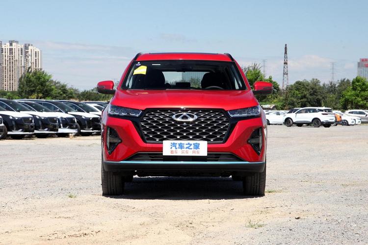 Xe TQ Chery Tiggo 7 Plus 2021 - SUV 5 gia chi 307 trieu dong-Hinh-2