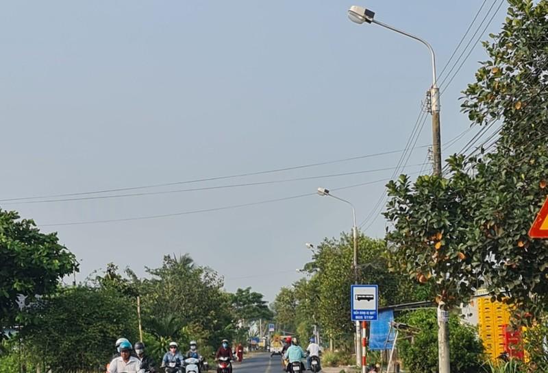Tranh cai ve du an 67,5 ty dong thay tren 10.000 den LED o Soc Trang