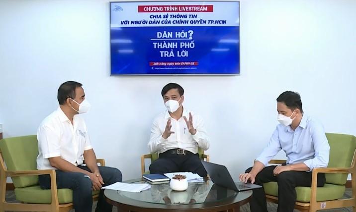Pho Chu tich TP HCM Le Hoa Binh: Shipper se duoc chay lien quan