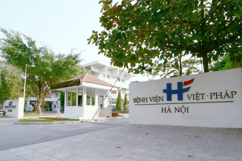 Su thuc vu san phu tu vong o BV Viet Phap nhu nao?
