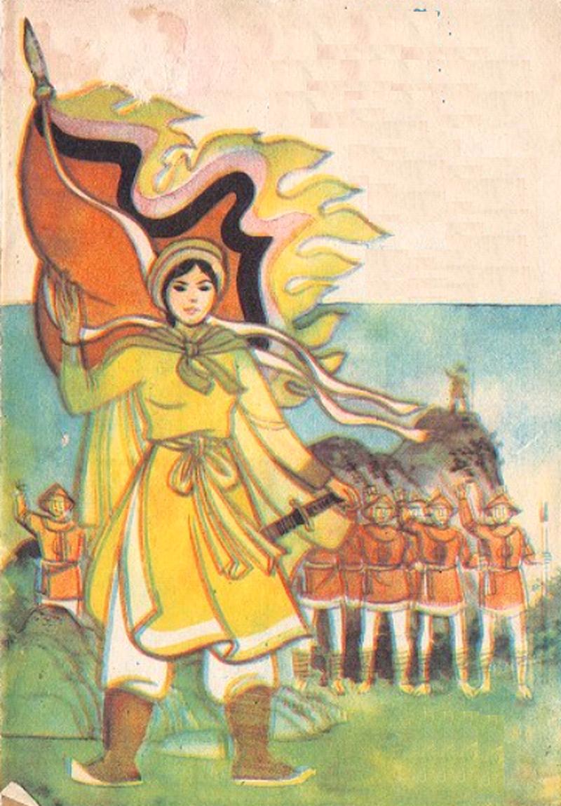 Pham Ngu Lao - Danh tuong danh giac gioi va hai moi tinh dep-Hinh-12